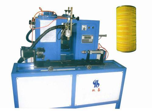 Filter Winding And Gluing Machine
