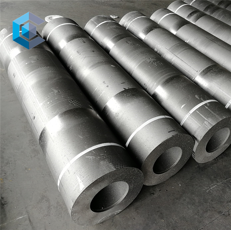 China Manufacturer UHP600mm Graphite Electrode in Stock