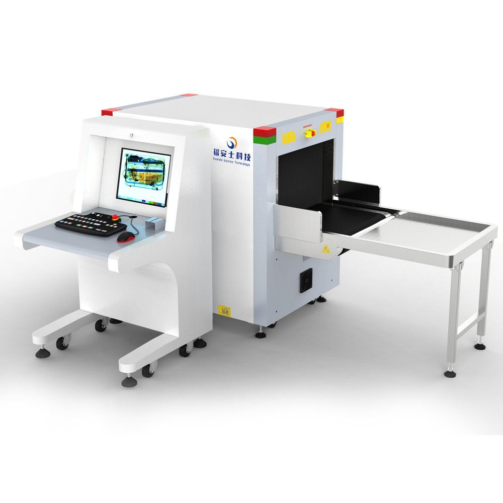 6040B X-Ray Introscope Baggage Scanner Baggage and Parcel Inspection X Ray Machine