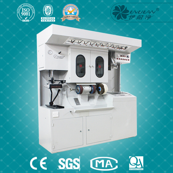 shoe repaired machine with washing and drying YNJ-138
