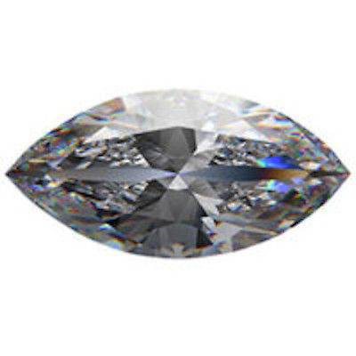 Synthetic Cz Stone 5*10mm Marquise Shape Cubic Zircon