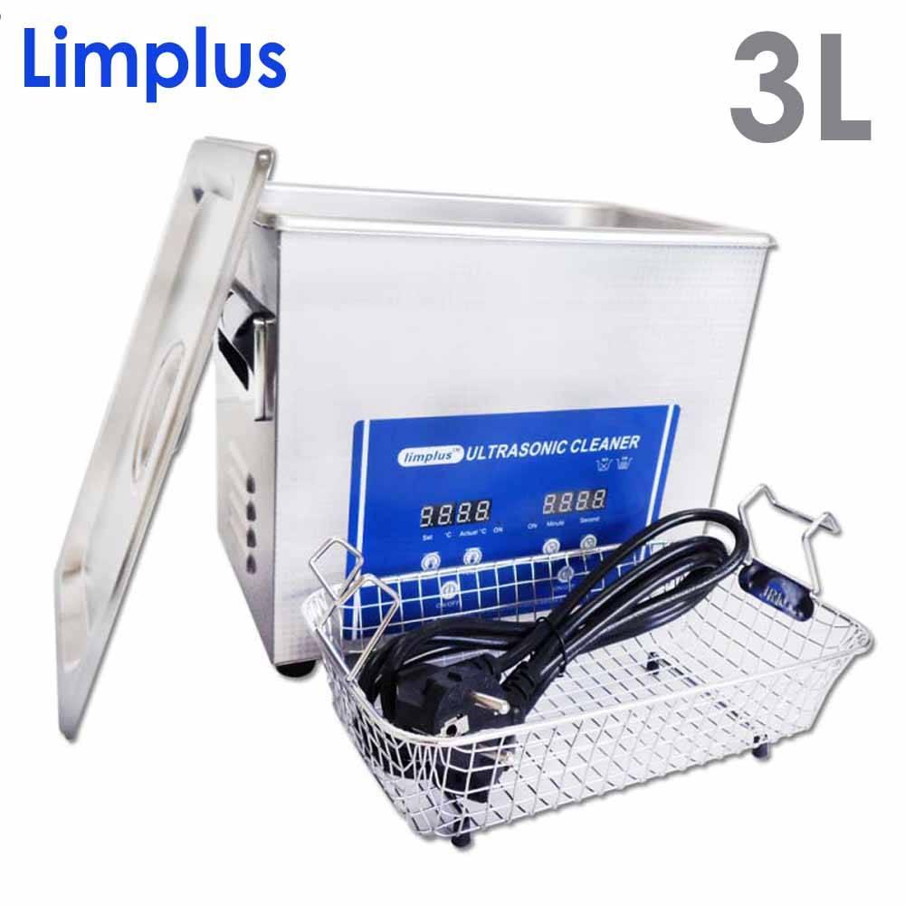 Limplus Household  Ultrasonic Cleaner LS-03D (Digital)