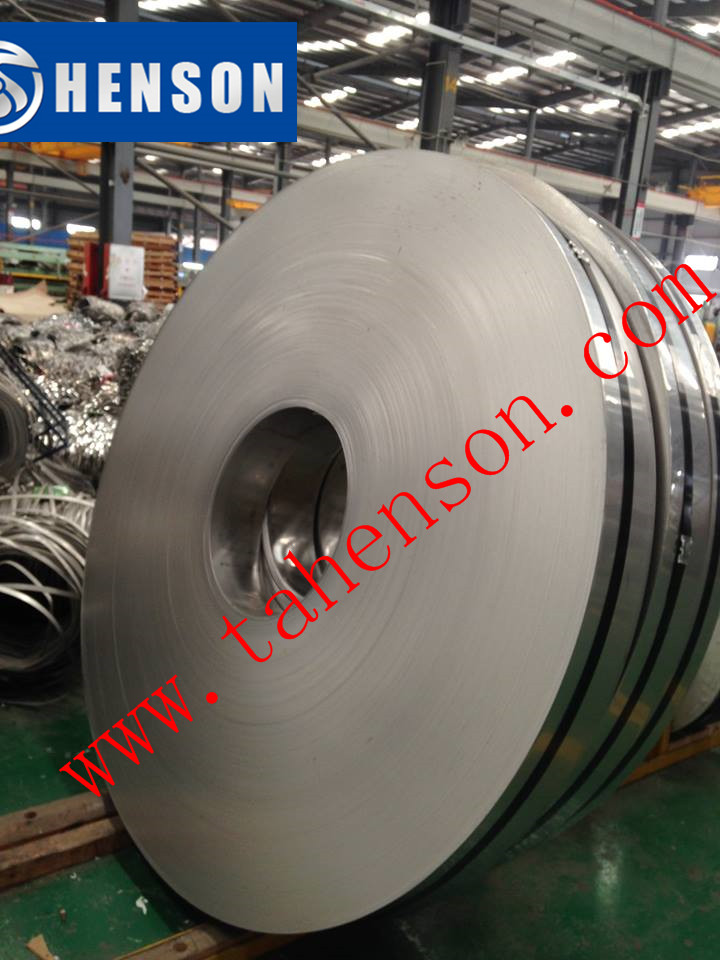 Stainless steel strip 301, 304 , 304L, 316, 316L, 321, 347, 631, 2205
