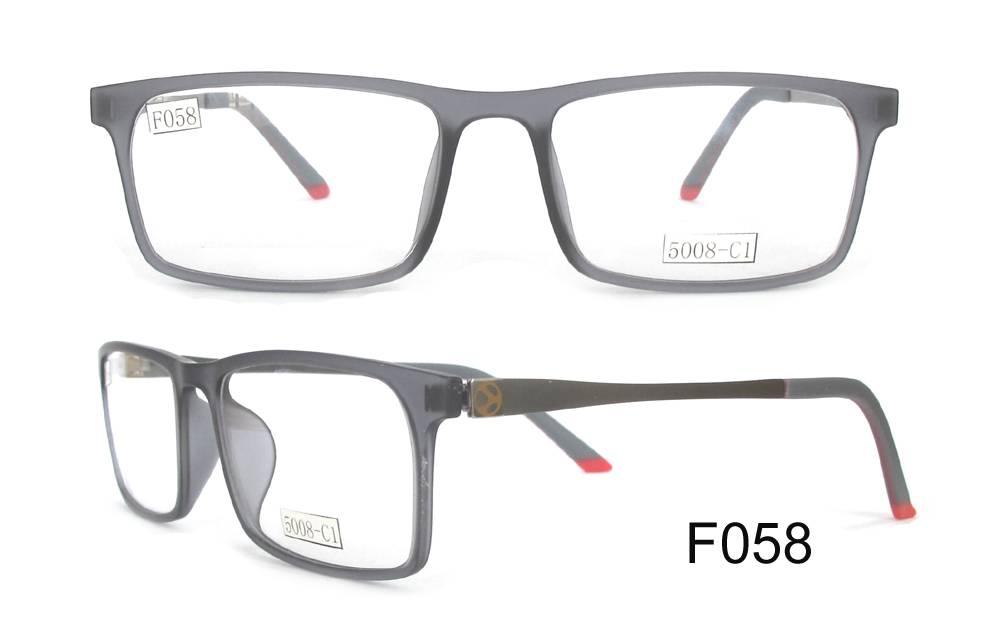 2016 Fashion TR 90 eyeglass frames F058
