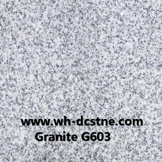 Own Factory G603 Half Slab for Countertop