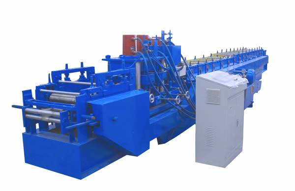 Channel Purlin Roll Forming Machine factory