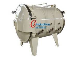 Electric High Temperature Vacuum Graphitization / Carbonization Furnace - Laboratory / Industrial Us