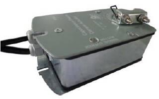 Capacitance Return Damper Actuator
