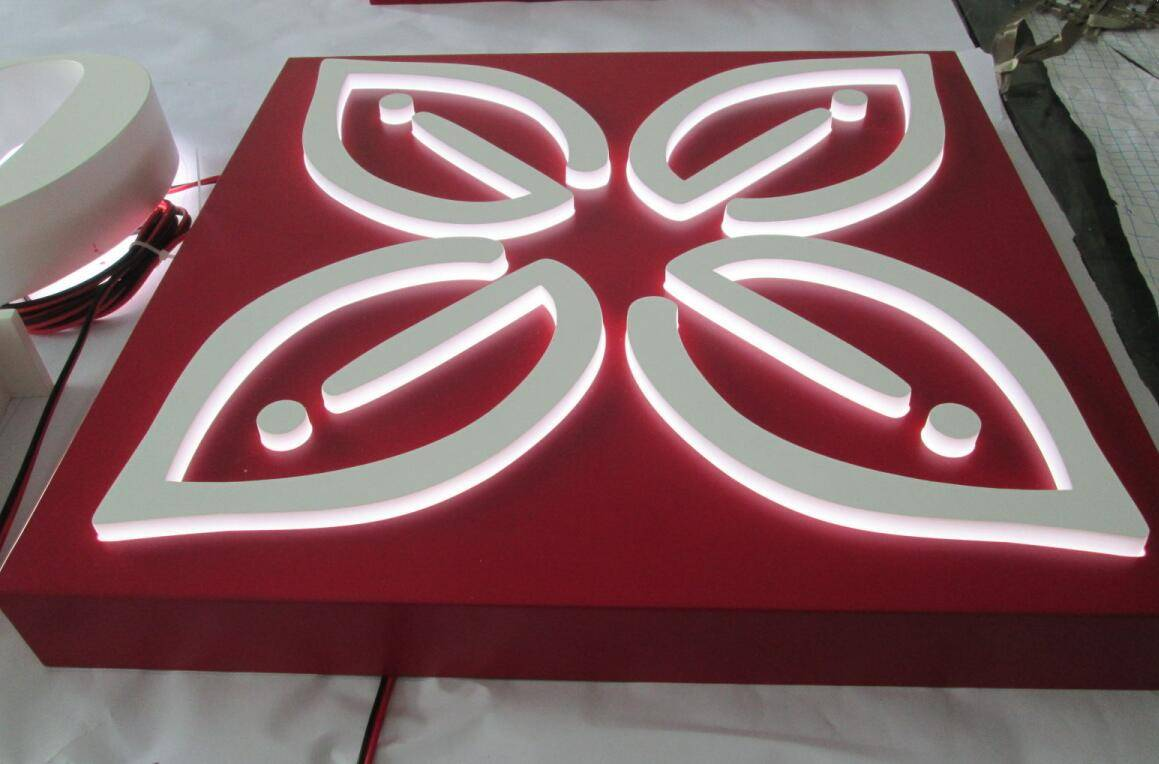 Retail Chain Shop Commercial Advertising Light box