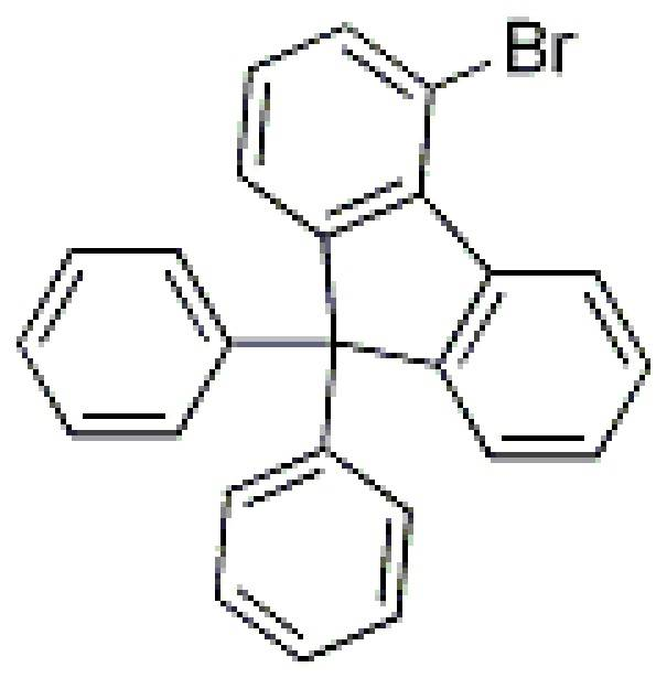 4-BroMo-9,9-diphenyl-9H-fluorene[713125-22-5]