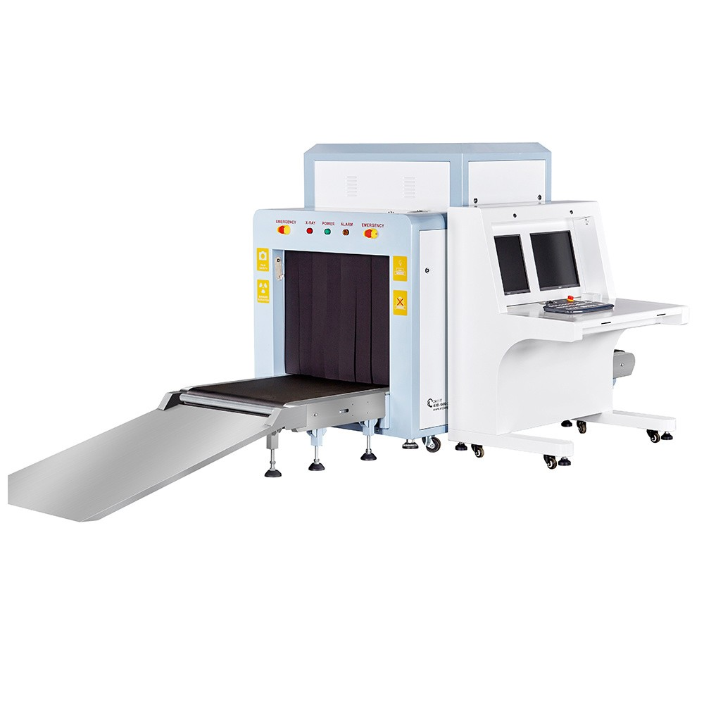 8065C large X-ray baggage scanner, Security Products X Ray Scanner for Security Checking