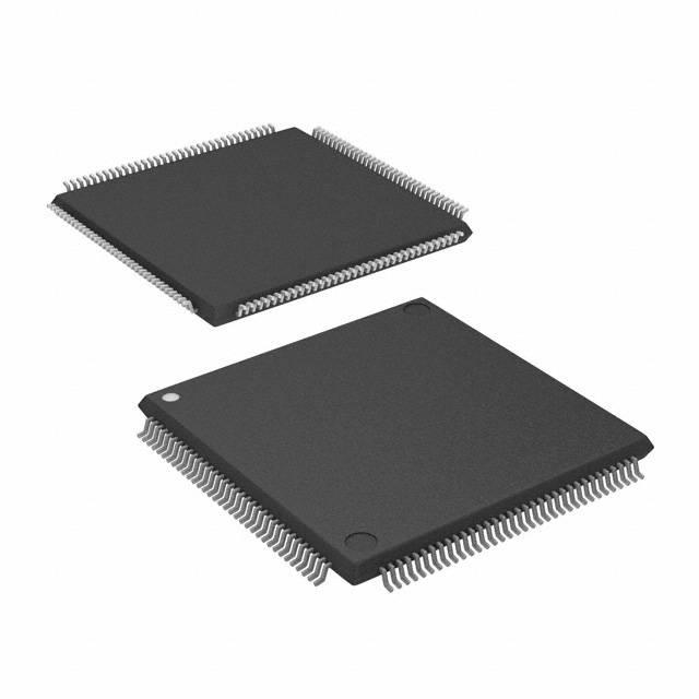 Embedded - FPGAs (Field Programmable Gate Array)  Xilinx Inc XC2S100-5TQ144I IC FPGA 92 I/O 144TQFP