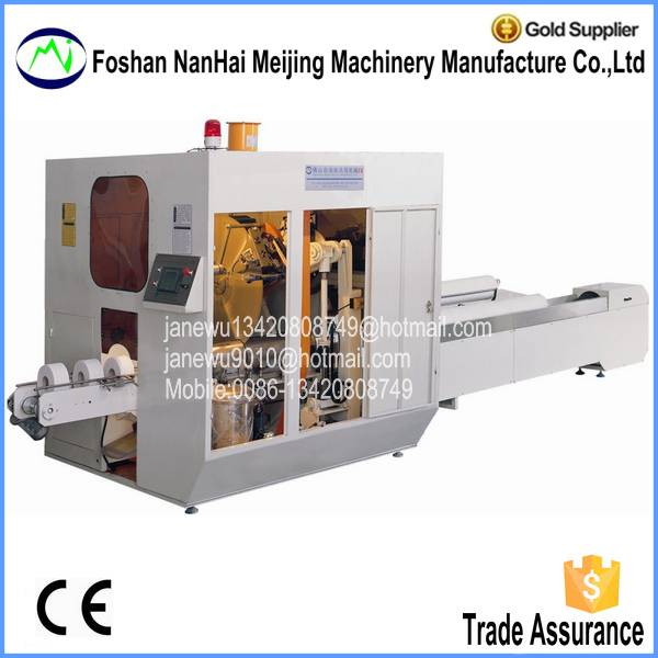 Full Automatic Jumbo Roll Log Saw Machine