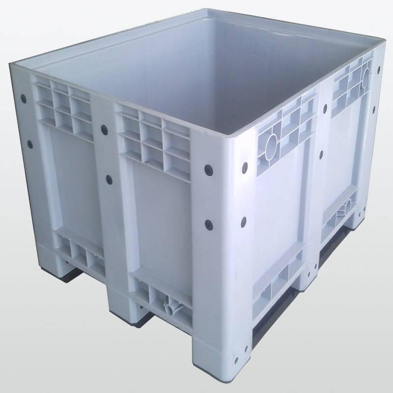 plastic pallet box.Grid.Closed.1200*1000*760