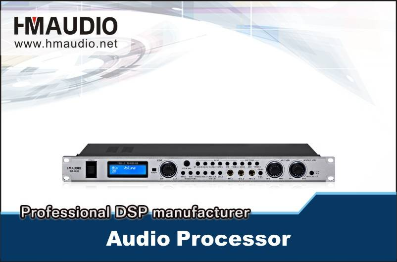 DSP8000 Chinese manufacturer High-end Supplier Karaoke Processor