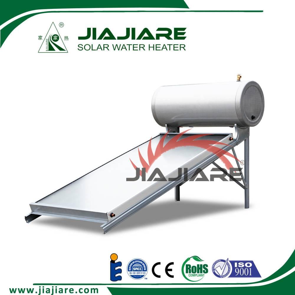 Chromagen same model pressurized flat plate solar water heater