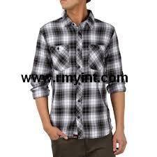 flannel shirts