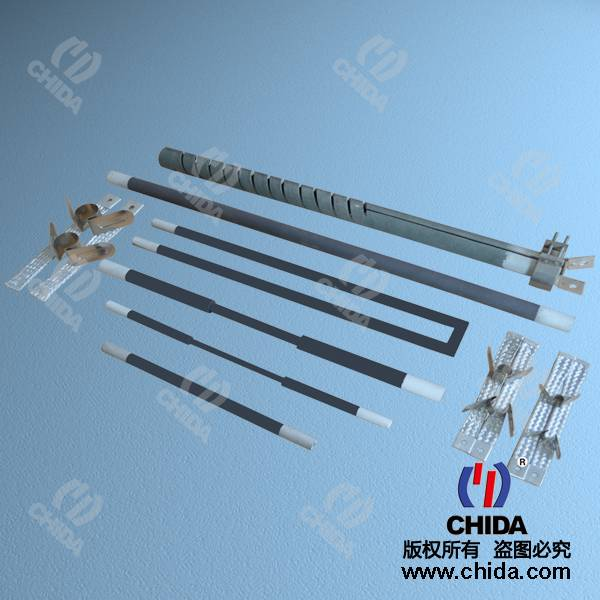 high quality of SiC heating elements, SiC heater