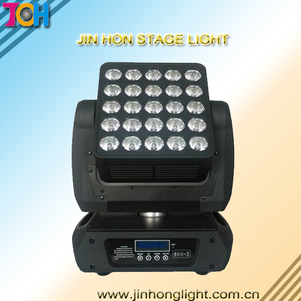 25X12W AYRTON Clone Pixel Moving Head Light