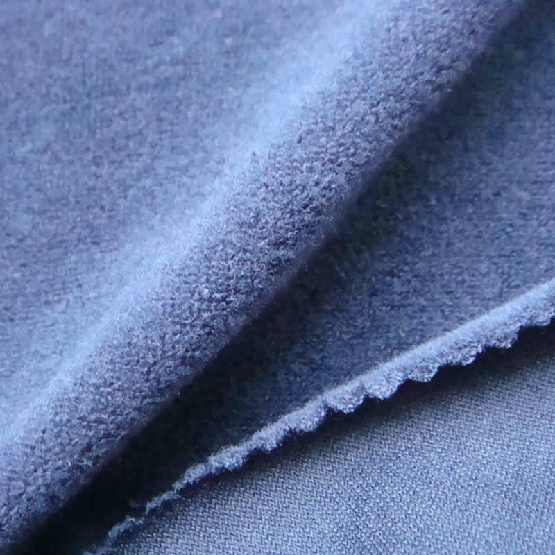CVC fleece fabric/fleece fabric