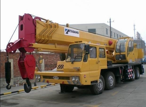 Used Tadano GT-550E Truck Crane +8618221102858