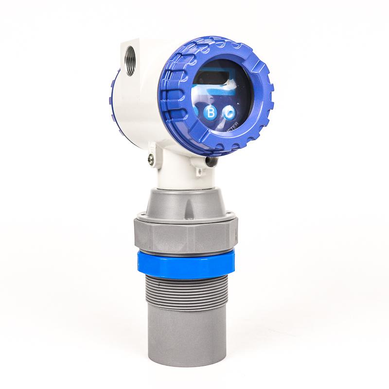 Digital 4 20mA ultrasonic generator fuel level gauge for diesel tank