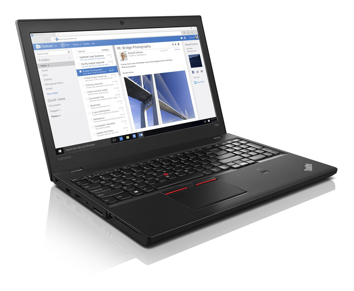 83x Lenovo Thinkpad T560 - Touch - Core i5-6300u - Price from 339 Eur