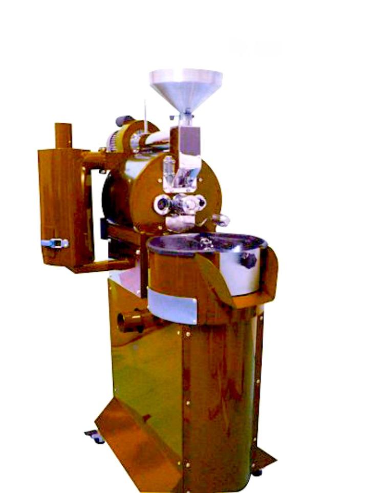 2 kg / batch / COFFEE ROASTER ( GAS )