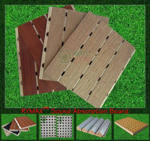 RYMAX Sound Absorption Board | Acoustic Panel | Soundproof Panel