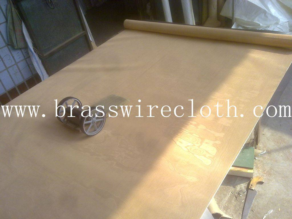 Phosphor Bronze Wire Mesh good quality