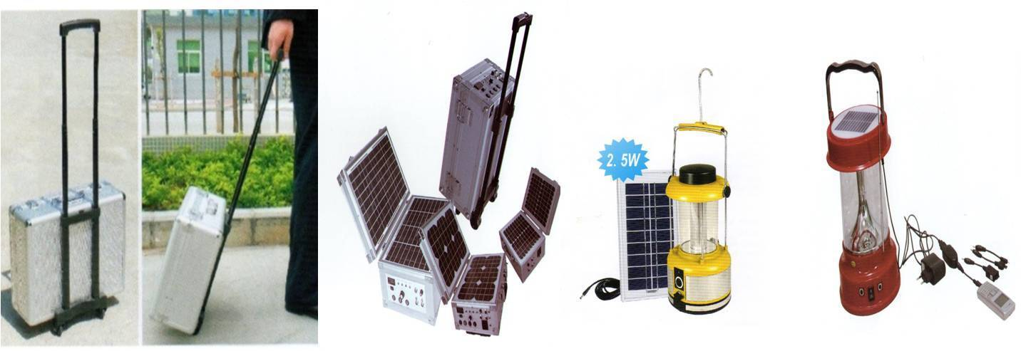 Solar Portable Products