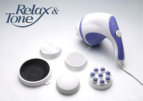 handheld slimming body massager