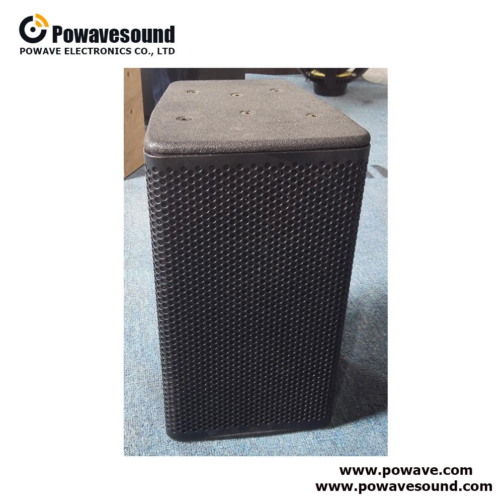 CM-602 powavesound speaker dual 6.5 inc coaxial speaker 300W active loudspeaker