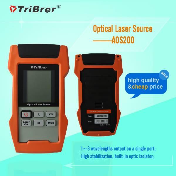 Laser Source ,Fiber Light Source Tribrer Brand AOS200 Series,Fiber Laser Source