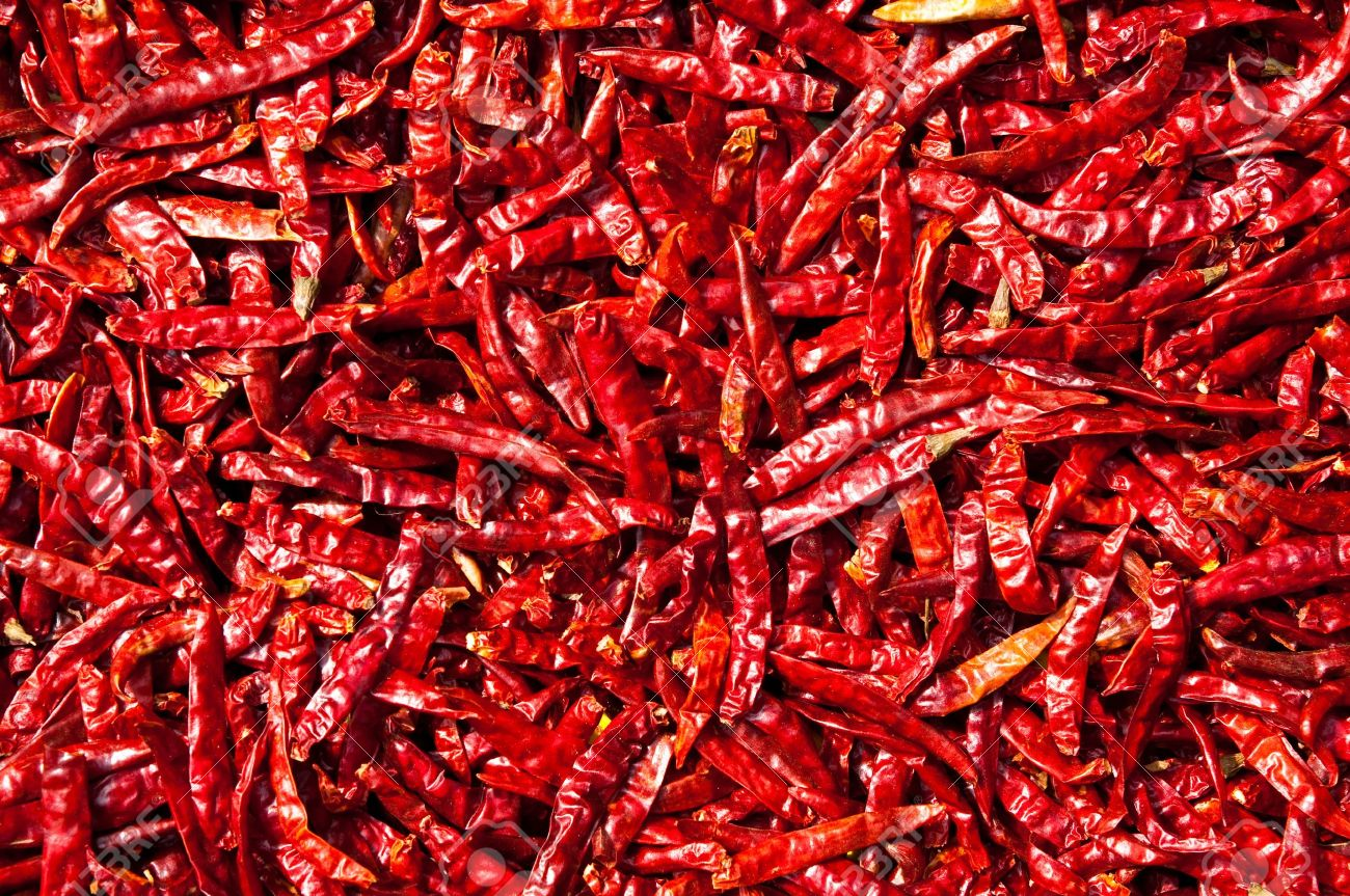 Dried Chili for Sale