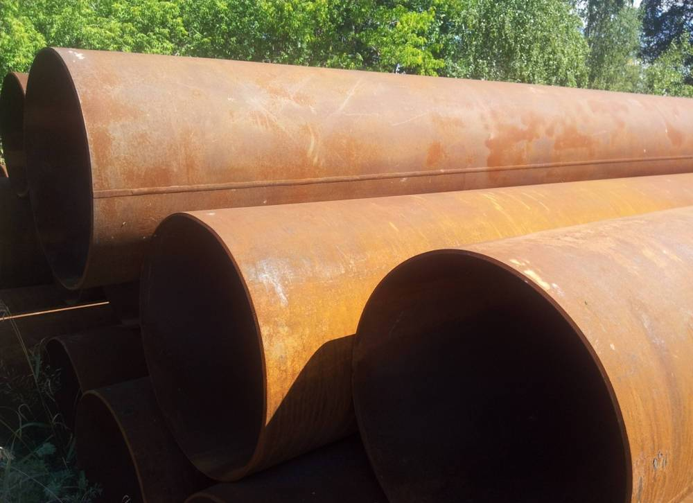 used pipes 1020