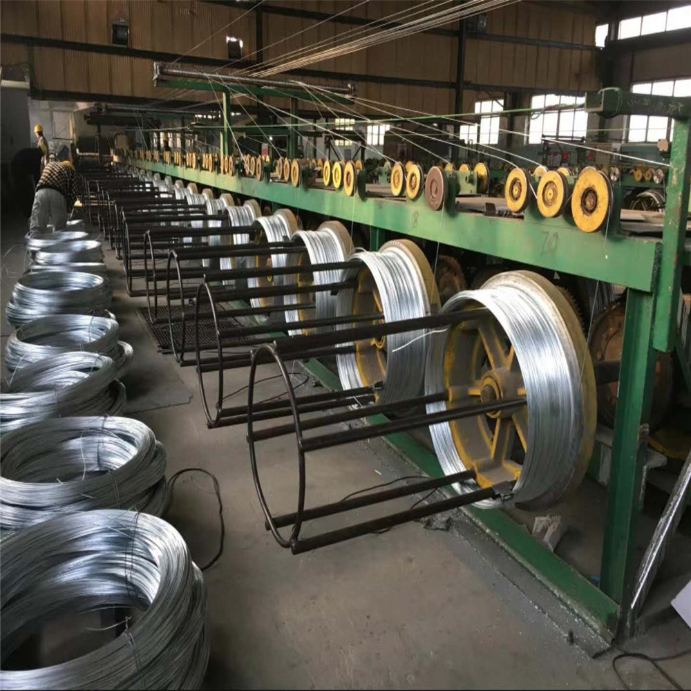 Galvanized Low Carbon Steel Core Wire