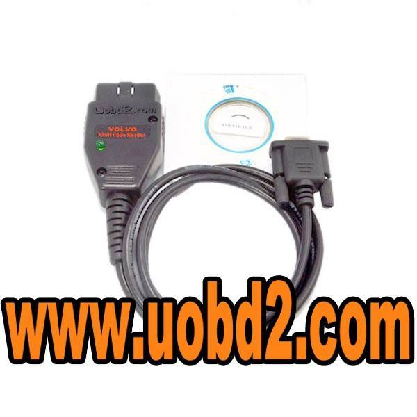 Volvo Serial Diagnostic Cable Free Shipping