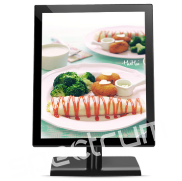 17 inch table stand 3G android touch kiosk