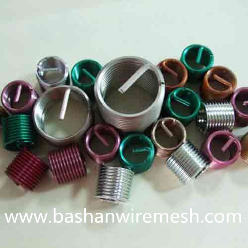 Wire Thread Insert for Military Defense & Civil Life Use