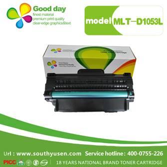 Printer toner cartridge for Samsung MLT-D1053L Drum unit manufacturer