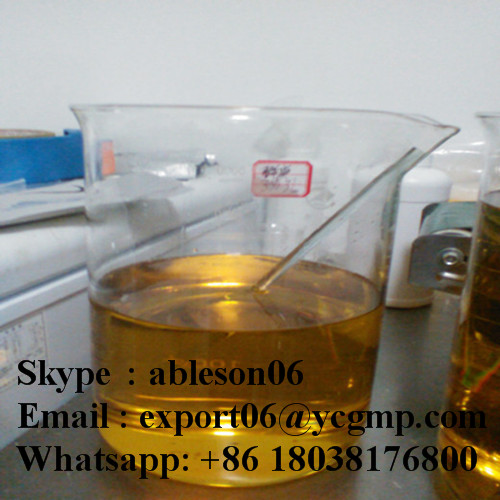 Injectable Steroid Solution Mass 500 For Muscle Enhancement
