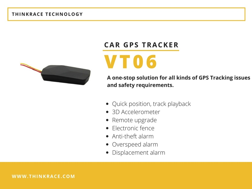 Car GPS Tracker VT06