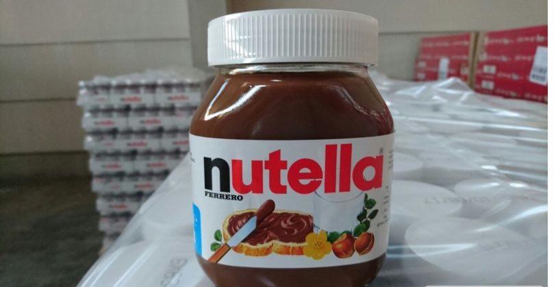 Nutella chocolate 250g,350g, 750g