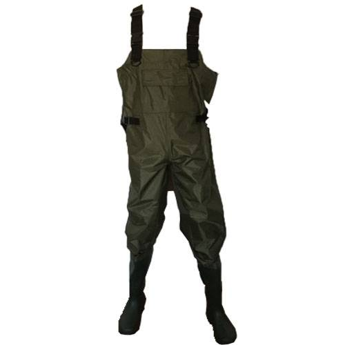 Nylon PVC waders for fishing made in China
