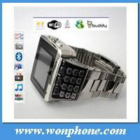 X8 WIFI Dual Sim Card Watch Mobile Phone