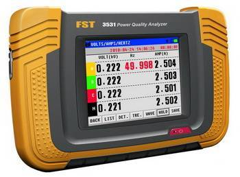 FST 3561 Power Quality Analyzer