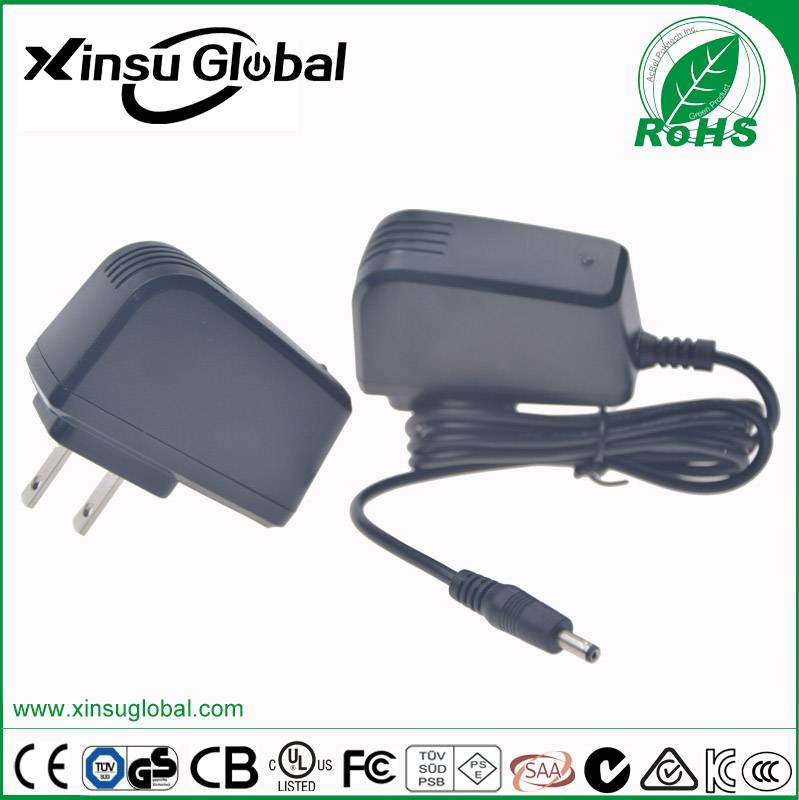 5.9V 750mA Ni-Mh Battery Charger for 4 cells Ni-Mh Battery