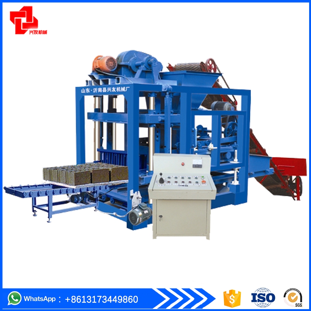 QTJ4-25C block making machine