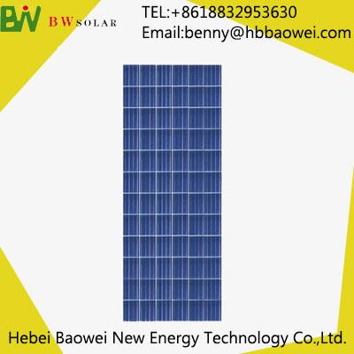 BAOWEI-300-72P Polycrystalline Solar Module